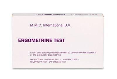 ergometrine-test