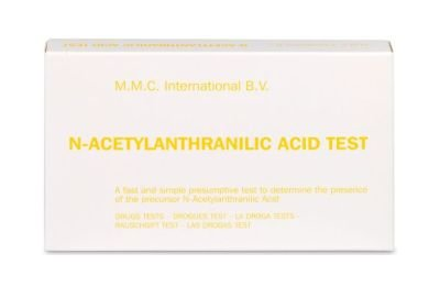 n-acetylanthranilic-acid-test