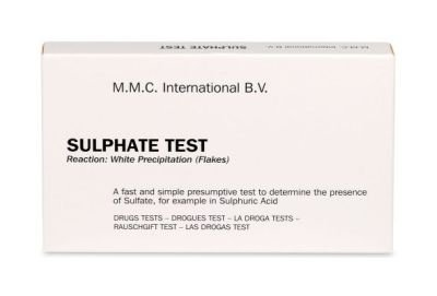 sulphate-test